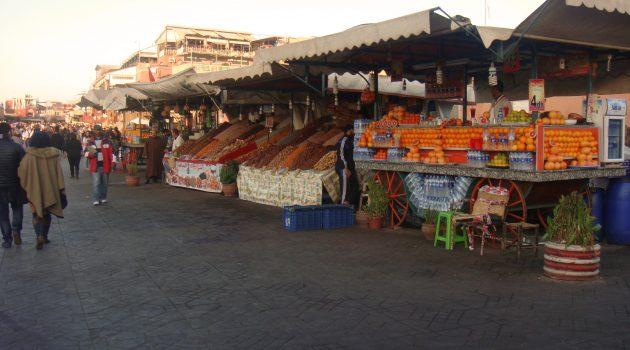 Marrakesch Djemaa el Fna